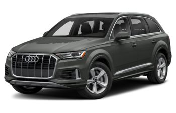 2021 Audi Q7 - Daytona Grey Pearl Effect