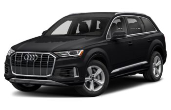 2020 Audi Q7 - Night Black