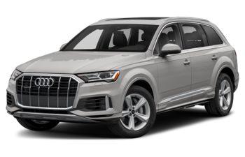 2020 Audi Q7 - Florett Silver Metallic