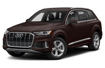 2021 Audi Q7 - Barrique Brown Metallic