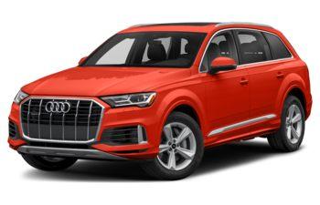 2021 Audi Q7 - Catalunya Red Metallic