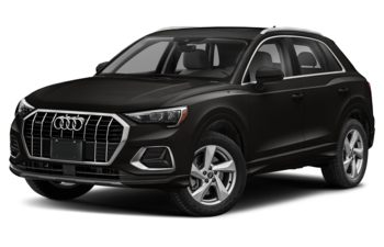 2021 Audi Q3 - Mythos Black Metallic