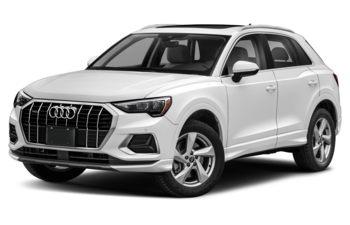 2021 Audi Q3 - Glacier White Metallic