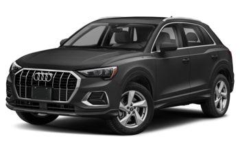 2021 Audi Q3 - Nano Grey Metallic