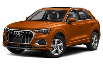 2021 Audi Q3 - Pulse Orange