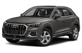 2020 Audi Q3 - Chronos Grey Metallic