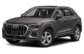2019 Audi Q3 - Chronos Grey Metallic