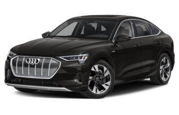 2020 Audi e-tron - Mythos Black Metallic