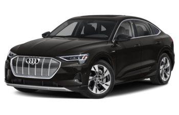 2020 Audi e-tron - Mythos Black Metallic
