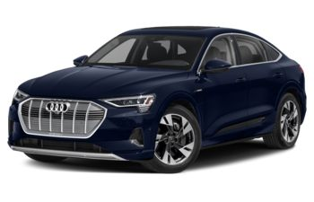 2020 Audi e-tron - Navarra Blue Metallic