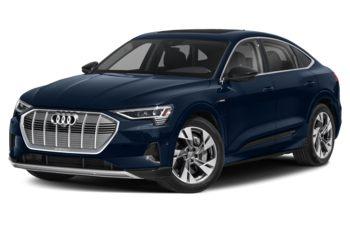 2020 Audi e-tron - Plasma Blue Metallic