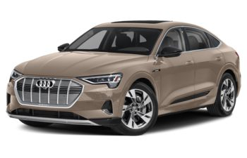 2020 Audi e-tron - Siam Beige Metallic