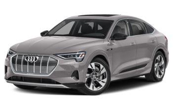 2020 Audi e-tron - Floret Silver Metallic