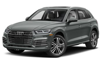 2020 Audi Q5 e - Monsoon Grey Metallic