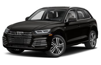 2020 Audi Q5 e - Mythos Black Metallic