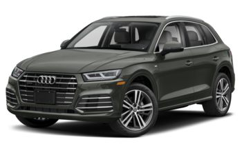 2020 Audi Q5 e - Daytona Grey Pearl