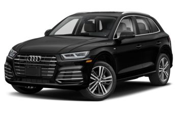 2020 Audi Q5 e - Brilliant Black