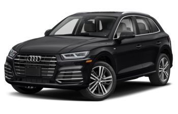2020 Audi Q5 e - Manhattan Grey Metallic