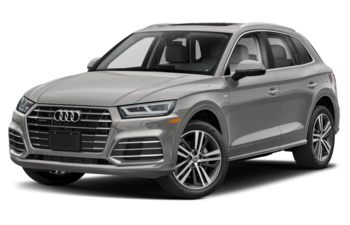 2021 Audi Q5 e - Florett Silver Metallic