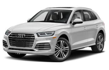 2020 Audi Q5 e - Ibis White