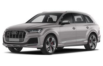2020 Audi SQ7 - Florett Silver Metallic