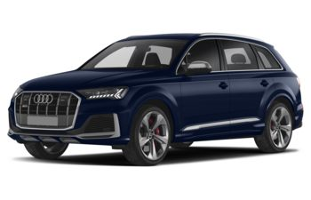 2021 Audi SQ7 - Navarra Blue Metallic
