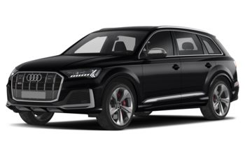 2021 Audi SQ7 - Orca Black Metallic