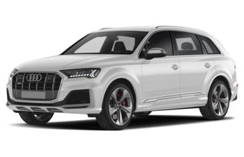 2020 Audi SQ7 - Glacier White Metallic