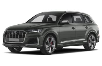 2020 Audi SQ7 - Daytona Grey Pearl Effect