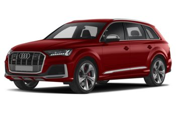2020 Audi SQ7 - Matador Red Metallic