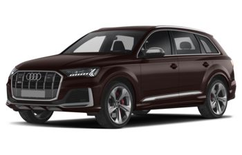 2020 Audi SQ7 - Barrique Brown Metallic