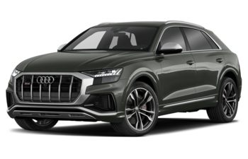 2021 Audi SQ8 - Daytona Grey Pearl Effect