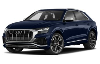 2021 Audi SQ8 - Navarra Blue Metallic