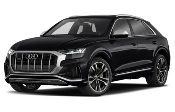 2021 Audi SQ8 - Night Black