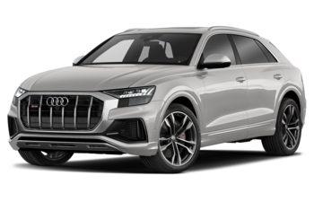 2021 Audi SQ8 - Florett Silver Metallic