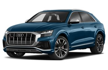 2021 Audi SQ8 - Galaxy Blue Metallic