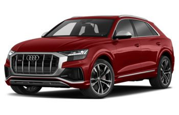 2021 Audi SQ8 - Matador Red Metallic