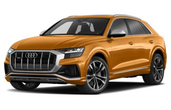 2021 Audi SQ8 - Dragon Orange Metallic