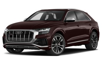 2021 Audi SQ8 - Barrique Brown Metallic