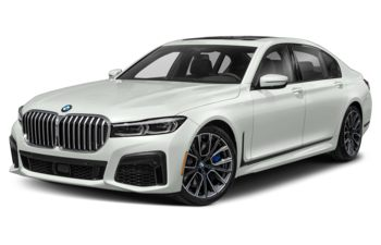 2021 BMW 750 - Alpine White