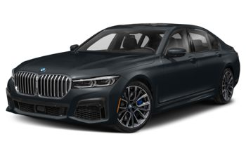2021 BMW 750 - Carbon Black Metallic