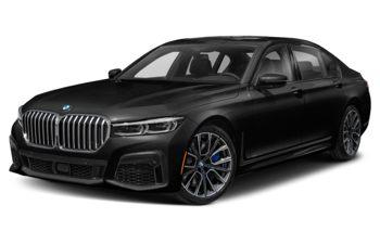 2020 BMW 750 - Black Sapphire Metallic