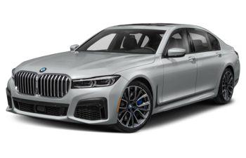 2020 BMW 750 - Glacier Silver Metallic