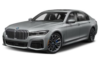 2021 BMW 750 - Donington Grey Metallic