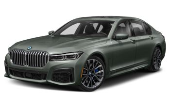 2020 BMW 750 - Dravit Grey Metallic