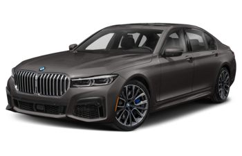 2021 BMW 750 - Bernina Grey Amber Metallic