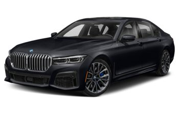 2021 BMW 750 - Azurite Black Metallic