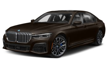 2021 BMW 750 - Almandine Brown Metallic
