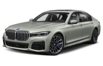 2020 BMW 750 - Fashion Grey