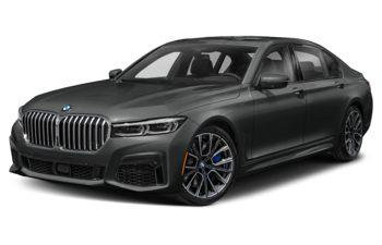2020 BMW 750 - Frozen Dark Grey